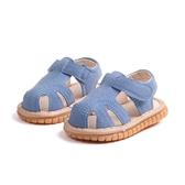 夏季嬰兒叫叫涼鞋0-1-2歲男童女寶寶學步鞋子幼兒童鞋男童鞋女 原本良品
