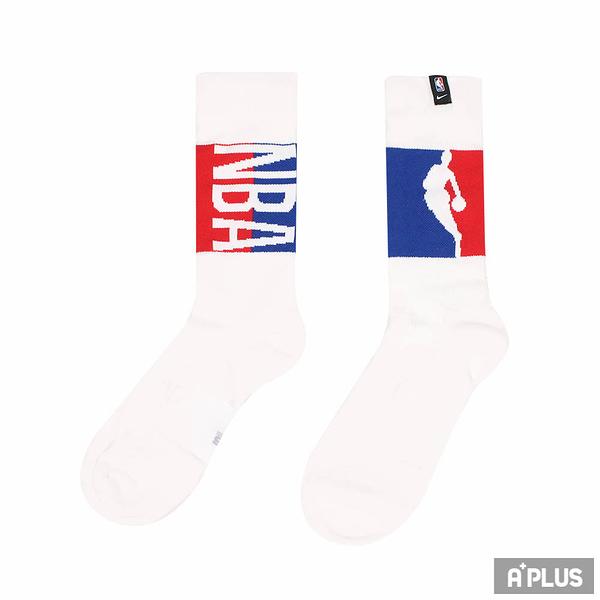 NIKE 長襪 NBA U SNKR SOX CREW ENERGY 柔軟 貼身 透氣-DA5062100