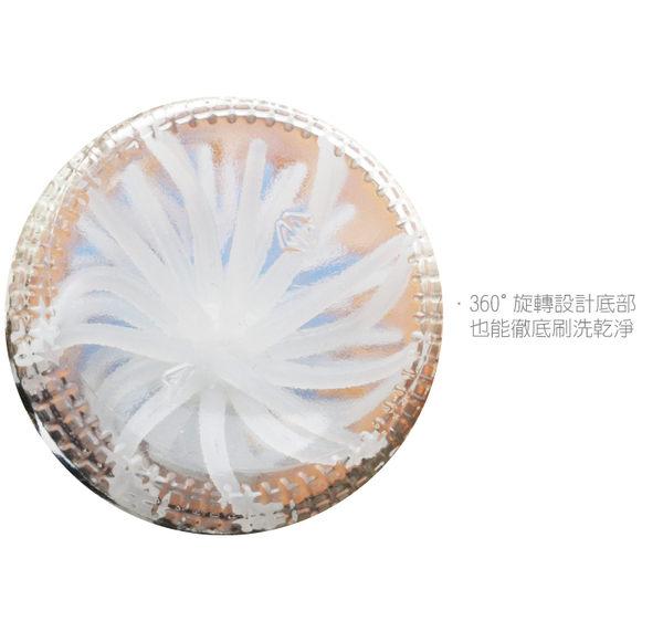 小饅頭**媽咪小站Mammy shop 矽膠奶瓶刷(017035)*特價109元