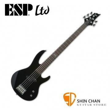 【貝斯】【五弦電貝斯】【ESP LTD B15】【附原廠ESP琴袋/PICK/琴布/背帶/導線】 【日本知名品牌】