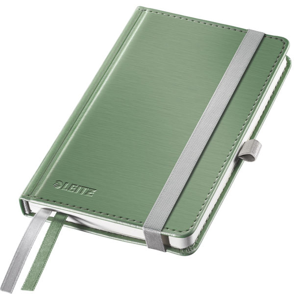 LEITZ  STYLE系列-4489 A6橫線硬皮筆記本