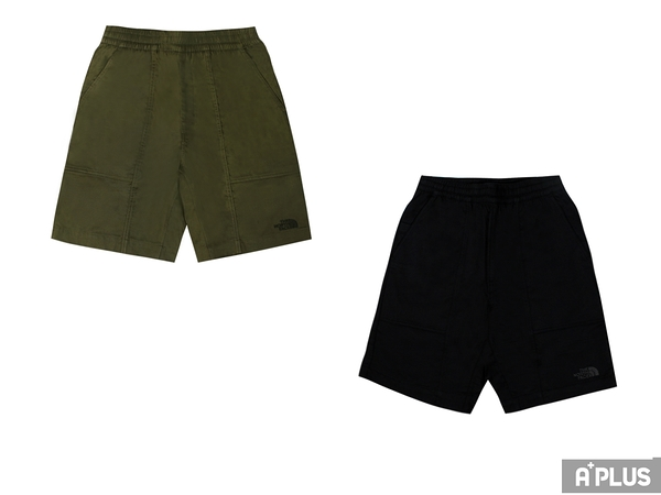 THE NORTH FACE 男 休閒短褲 M PULL ON SHORT - AP-NF0A4U9J7D61/NF0A4U9JJK31