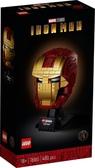 【LEGO樂高】超級英雄系列 鋼鐵人頭盔 #76165