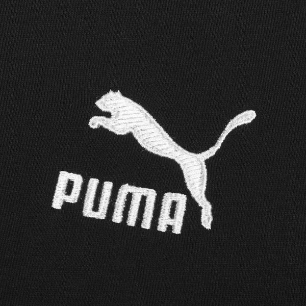 PUMA DIGIT 女裝 短袖 純棉 休閒 街頭 滿版 印花 黑 亞規【運動世界】53128401