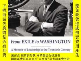 二手書博民逛書店From罕見Exile To WashingtonY255174