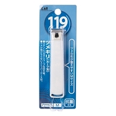 119 弧線面指甲刀 M尺寸 KF1001