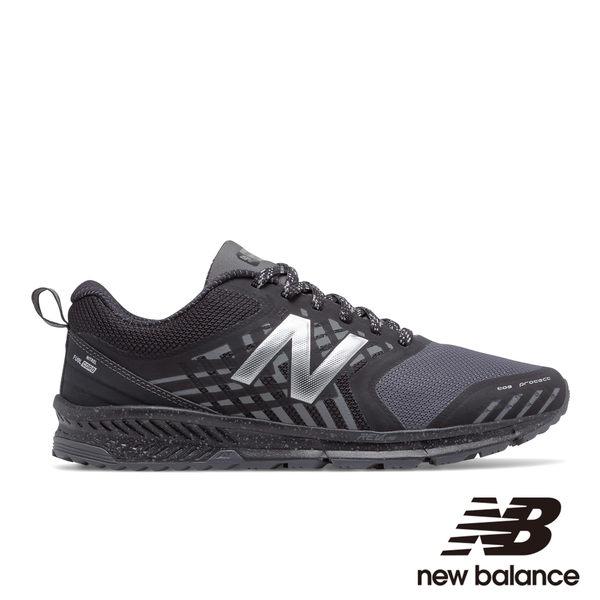 【New Balance】越野跑鞋 MTNTRLG1-4E 男 黑