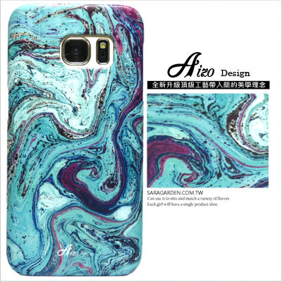3D 客製 暈染 水彩 薄荷綠 Samsung Galaxy 三星 S6 S7 J7 2016 A9 Note2 Note3 Note4 Note5 Note7 ASUS Zenfone3 手機殼