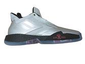Adidas T-MAC MZ2 ALL-STAR男款銀白色籃球鞋-NO.FV5590