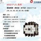士林電機 電磁開關 MSO-P100T (S)