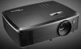 《名展影音》 附100吋壁掛幕 OPTOMA奧圖碼 RS360W商務會議 教學專用 WXGA多功能投影機