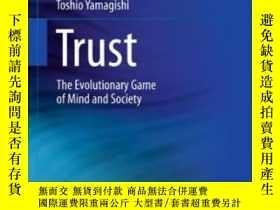 二手書博民逛書店罕見TrustY255174 Toshio Yamagishi