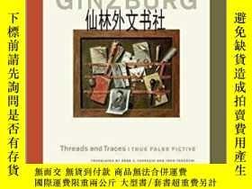 二手書博民逛書店【罕見】 Threads And TracesY27248 Carlo Ginzburg University