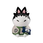 7月預收 玩具e哥 MH限定 NARUTO火影忍者 大貓咪軟膠系列 奈良鹿丸喵 代理83063