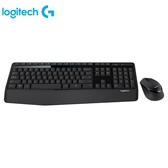 [logitech 羅技 ]無線鍵盤滑鼠組 MK345