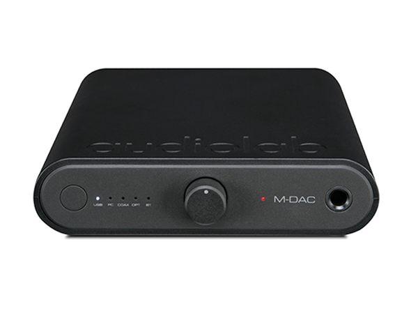《僅外盒些微破損商品全新》福利品 英國 Audiolab M-DAC mini 可攜帶型DAC耳擴 購買日起享保固