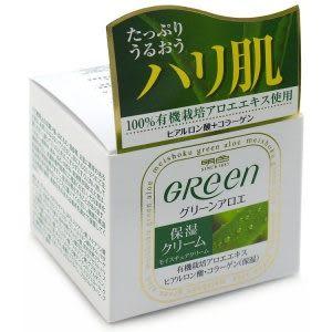 日本 明色綠蘆薈保濕霜 48g  ※喬雅香水美妝※