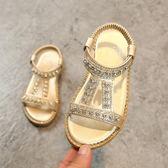 夏季時尚公主鞋韓版防滑新款軟底露趾涼鞋 sxx1345 【衣好月圓】