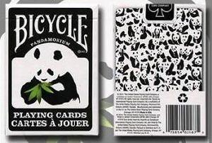 【USPCC 撲克】Bicycle PANDAMONIUM 熊貓撲克牌