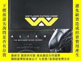 二手書博民逛書店Alien:罕見The Weyland-yutani ReportY364682 S. D Perry Ins