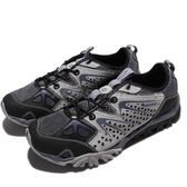 Merrell 戶外鞋 Capra Rapid 灰 紫 運動鞋 越野 慢跑 女鞋【PUMP306】 ML37680