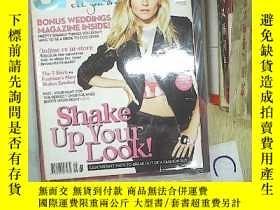 二手書博民逛書店SHOP罕見TIL YOU DROP 2010 5(英文時尚雜誌