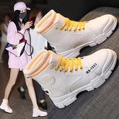 秋季爆款單靴馬丁靴女英倫風2020秋款新款時尚騎士靴瘦瘦靴子短靴