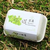 【青菜笠】雞蛋環保植栽盒-茼蒿