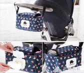 嬰兒童推車掛包大容量bb掛鉤掛袋配件收納奶瓶儲物袋通用ATF  三角衣櫃