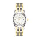 TISSOT Classic Dream 經典羅馬時刻石英女腕錶T033.210.22.111.00 半金