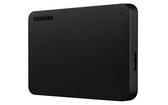 TOSHIBA 2.5吋 2TB Canvio BASICS USB3.0 黑靚潮 III 行動硬碟