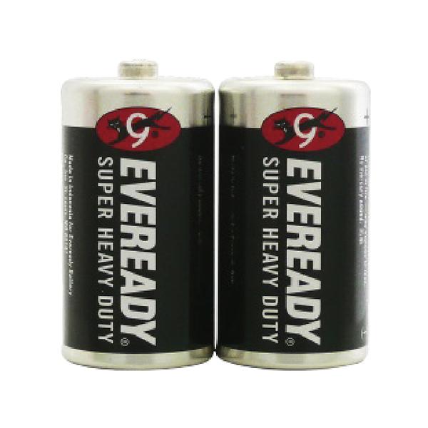 【永備】碳鋅電池2號2入