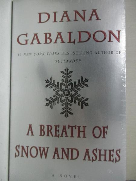 【書寶二手書T1/一般小說_A6I】A Breath of Snow and Ashes_Gabaldon, Diana