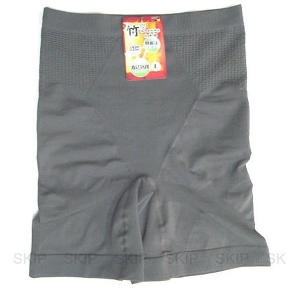 【南紡購物中心】【SKIP 四季織】竹炭女性四角塑身褲