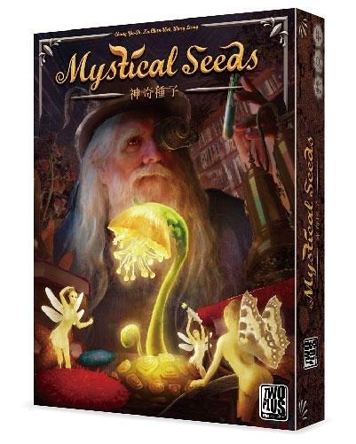 『高雄龐奇桌遊』 神奇種子 Mystical Seeds 繁體中文版 正版桌上遊戲專賣店
