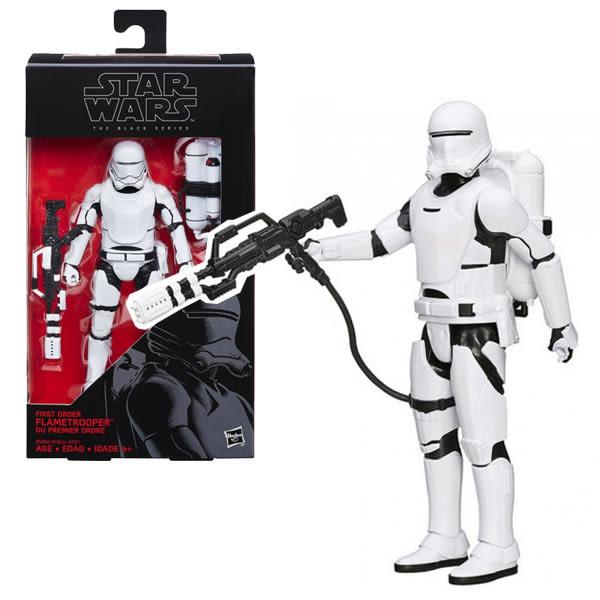 【孩之寶流行玩具】星際大戰電影7-黑標6吋人物組 W1 白兵