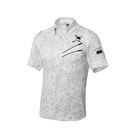 OAKLEY SKULL SPRAY GEO SHIRT 日本限定版 時尚高爾夫POLO