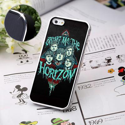 [機殼喵喵] [現貨] Apple iPhone 5S 5 i5 5G SE 手機殼 客製化 照片 外殼 彩繪工藝 Bring Me the Horizon