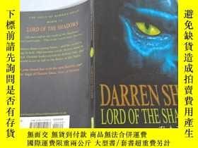 二手書博民逛書店Darren罕見Shan : Load of the shadows 達倫山:陰影的負荷Y200392