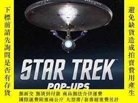 全新書博民逛書店Pop-upsStar Trek,【立體書】星際迷航Y19216