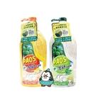 泡舒 去油除腥洗潔精1000g/瓶 : 綠茶、檸檬