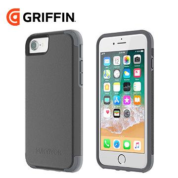Griffin Survivor Prime iPhone 8 / iPhone 7 真皮防摔保護套