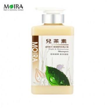 MORIA 莫伊拉 極緻精華 溫和配方洗毛精 兒茶素 500ml X 1瓶