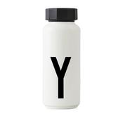 DL 字母不鏽鋼保溫瓶 Y