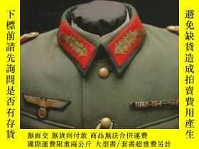 二手書博民逛書店Uniforms罕見Of The Third Reich-第三帝國的制服Y436638 Arthur Haye