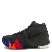 Nike Kyrie 4 EP [943807-011] 男鞋 籃球 運動 緩震 包覆 透氣 舒適 明星 黑 紅