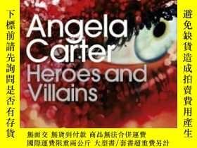 二手書博民逛書店Heroes罕見And Villains-英雄與惡棍Y436638 Angela Carter Penguin