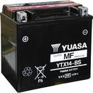 YUASA 湯淺 YTX14-BS 機車電瓶/電池 正廠零件(光陽 KAWASAKI)★全館免運費★『電力中心-Yahoo!館』