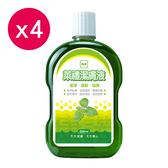 【萊禮】潔膚液 抗菌 除異味 500ml /4入