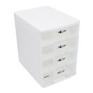 A4四層玲瓏盒PC-1104(牙色)